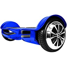 Swagtron T380 Hoverboard – Bluetooth Speaker & Lights, Personalize Experience w/Android/IOS App