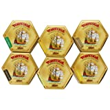 Tortuga Caribbean Six-Pack Mix, 4-Ounce Cake (Pack of 6) by Tortuga