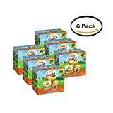 PACK OF 6 - Pepperidge Farm Goldfish Colors/Flavor Blasted Xtra Cheddar Baked Snack Crackers Variety Pack 20 ct Box