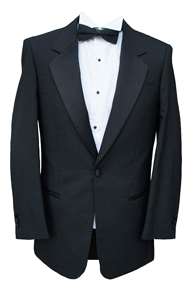 Clermont Direct EX-HIRE 1 Button Dinner Jacket