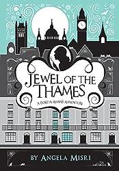 Jewel of the Thames (A Portia Adams Adventure Book 1)