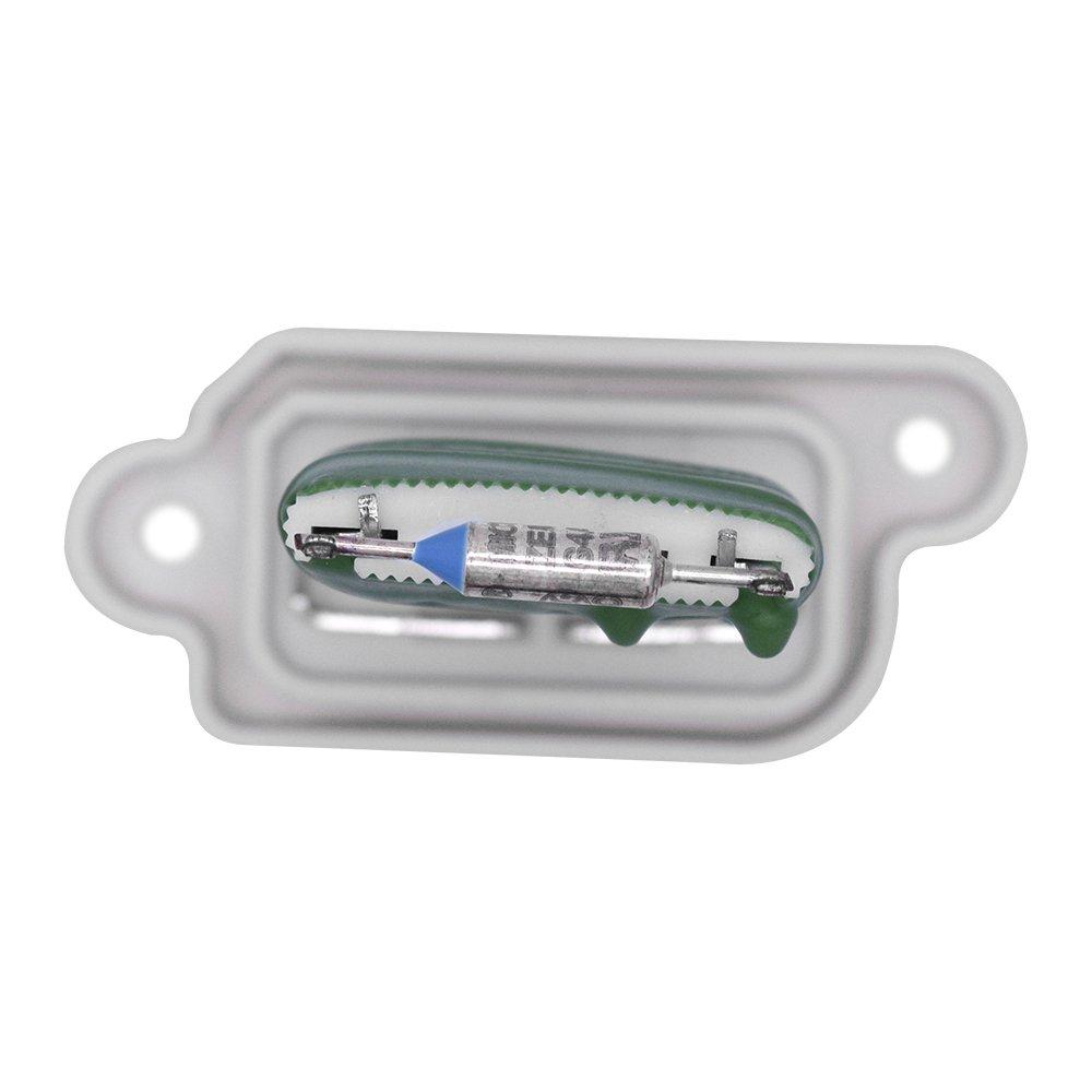 WM Heater Motor Fan Blower Resistor 1325972 1253185 1206927 Car ...