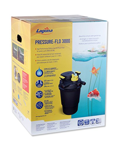 Laguna PF3000 24W Pressure Flo Filter by Laguna
