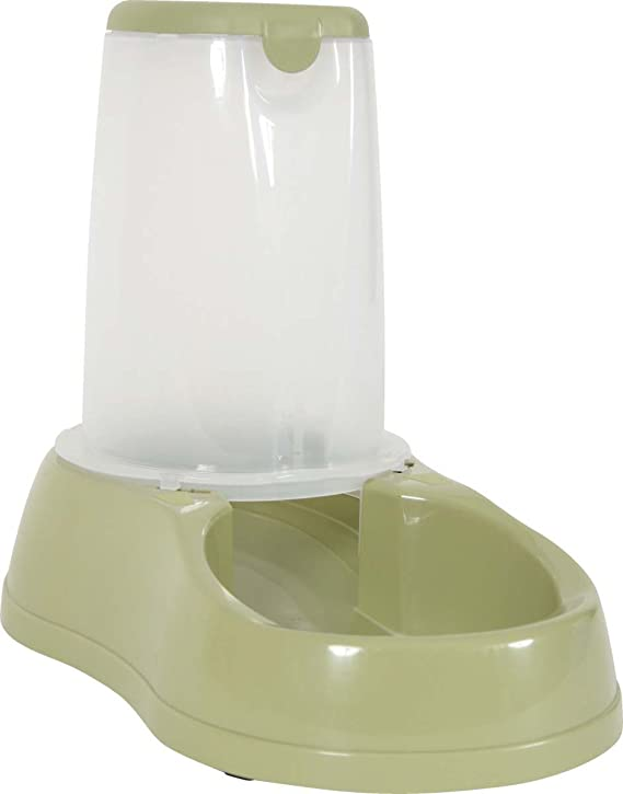 Stefanplast 4-05365 Tolva Alimento, 3.5 L, Verde Pastel: Amazon.es: Productos para mascotas