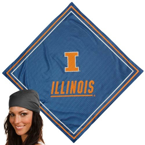NCAA Illinois Fighting Illini Royal Blue Jersey ()
