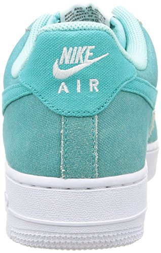 Mens light Basketball aqua retro Nike white retro Low Air Shoes Force light light 1 qxIwBCSIp