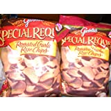 Gardetto's Roasted Rye Chips 8 oz, Pack of 6