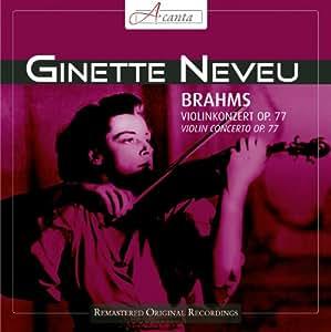 Violin Concerto Op 77