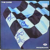 Cars (4) Ocasek, Hawkes, Easton & Robinson Signed Album Cover W/Lp #U14284 - PSA/DNA Certified - NASCAR Photomints and Coins