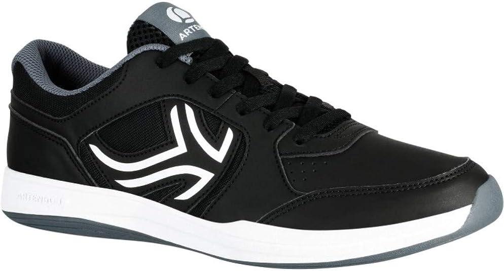 Artengo - Zapatillas de Tenis de Sintético para Hombre, Color Azul, Talla 47: Amazon.es: Zapatos y complementos