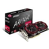 MSI Radeon RX 570 Armor MK2 8G OC Gaming DirectX 12 VR Ready CFX Graphcis Card