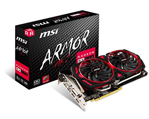 Build My PC, PC Builder, MSI Radeon RX 570 ARMOR MK2 8G OC
