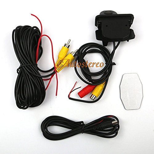 Autostereo Car Rear View Back Camera for Toyota Corolla Avensis Rear Reverse Backup Parking Camera Waterproof Night Vision Autostereo/_TECH ZW-RCD-911