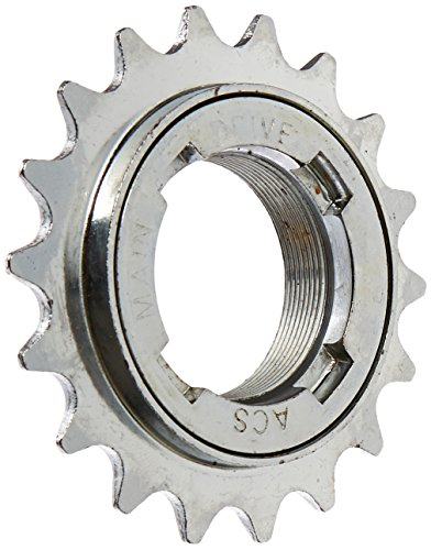 ACS Main Drive Single Speed Freewheel (18T x 1/8-Inch) (Wheel Sprocket Tooth Rear)