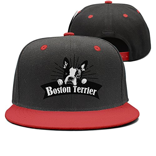 ToddBurke Adjustable Plain Cap for Men and Women Pinups for Boston Terrier Rescue Canada Sun Hats for Sports Golf Running Fishing Baseball Cap