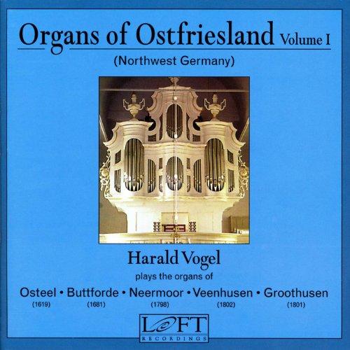 .com: The Organs of Ostfriesland, Vol. 4: Harald Vogel: MP3 Downloads