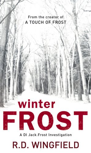 book cover of Winter Frost