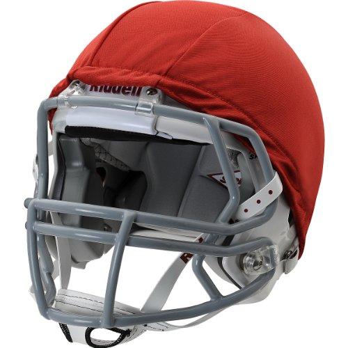SA Gear Scrimmage footbal helmet cap cover Scarlet