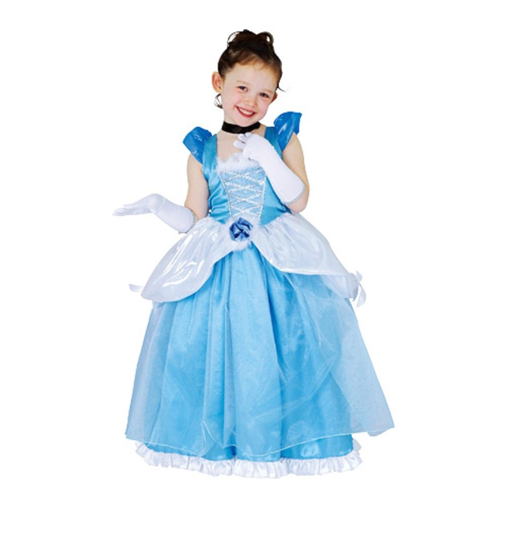 Disney Deluxe Cinderella Costume -- Child Toddler Size