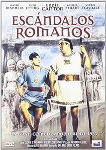 Escándalos Romanos [DVD]