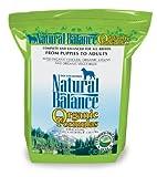 Natural Balance Organic Formula Dry Dog Food, 5-Pound Bag, My Pet Supplies