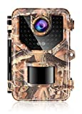 Sesern Trail Camera Wildlife Hunting Camera 16MP 1080P, Game Camera with Glow Night