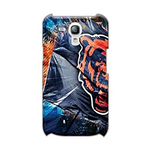Great Hard Cell-phone Case For Samsung Galaxy S3 Mini (UVQ10088sEgR) Unique Design High-definition Chicago Bears Image