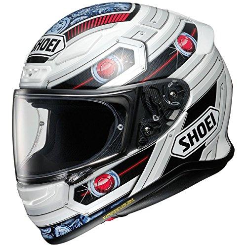 Shoei RF-1200 Trooper Sports Bike Racing Motorcycle Helmet - TC-10 / Large