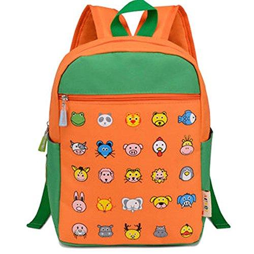Kinder Schulrucksäcke Loop Nette Kinder Schulranzen Reise Studenten Buch Tasche 32x24x14cm,a