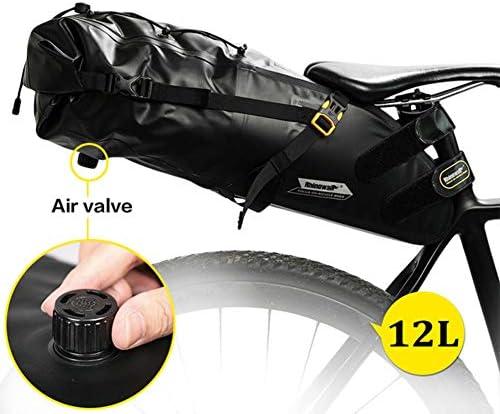 大 容量 バック サドル バイクパッキングのススメ! 大容量サドルバック色々。