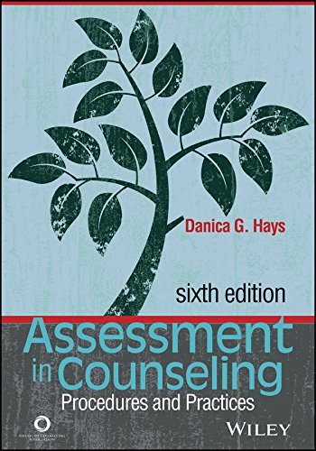 Assessment in Counseling: Procedures and Practices