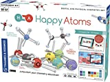 Thames & Kosmos Happy Atoms Magnetic Molecular Modeling Set And Complete Set