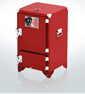 Lamberts Sweet Swine OMine Red Box Charcoal Smoker