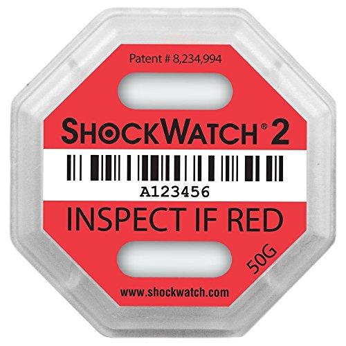 ShockWatch 2 50g, 10 Pack
