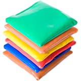 "Dozen Assorted 3.5"" Bean Bags for Games"