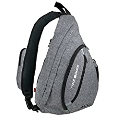 Versatile Canvas Sling Bag/Urban