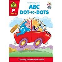 School Zone ABC Dot to Dots Workbook (Paperback)