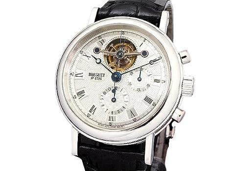 info for 16ecf 949f0 Amazon | [ブレゲ]Breguet 腕時計 トゥールビヨン クロノグラフ ...