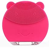 Facial Cleansing Brush - Electric Face Wash Brush, Personal Facial Brush with Charging for Face Massage Cleaning and Polishing, 5 Speed Vibration
