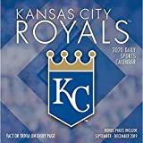 Kansas City Royals 2020 Calendar