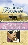 A Cousin's Promise, Wanda E. Brunstetter, 1602854505
