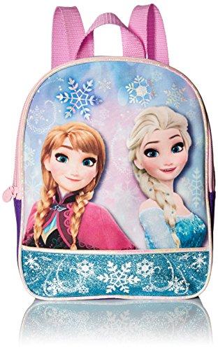 Disney Girls Frozen Backpack Glitter