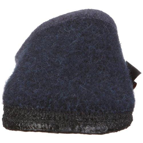 Giesswein Dannheim Unisex Tøffel Mørk Blå