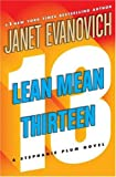Lean Mean Thirteen, Janet Evanovich, 0312349491