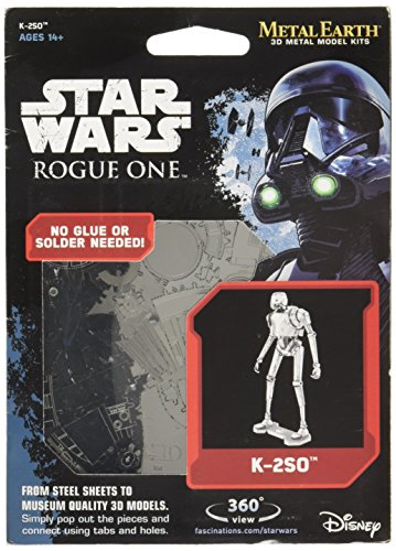 Fascinations Metal Earth Rogue K 2SO product image