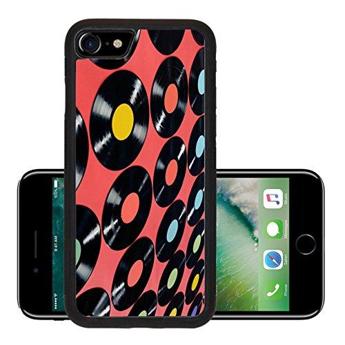 liili-premium-apple-iphone-7-aluminum-backplate-bumper-snap-case-iphone7-music-vinyl-records-colorfu