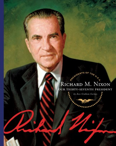 Richard M. Nixon (Presidents of the U.S.A.)