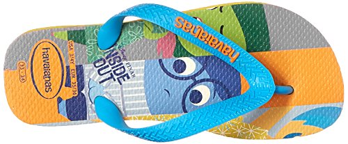 Pictures of Havaianas Kids Flip Flops Sandals, Inside Out, (Toddler/Little Kid) 2