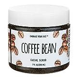 Jean Pierre Cosmetics Scented Facial Scrub, Coffee Bean
