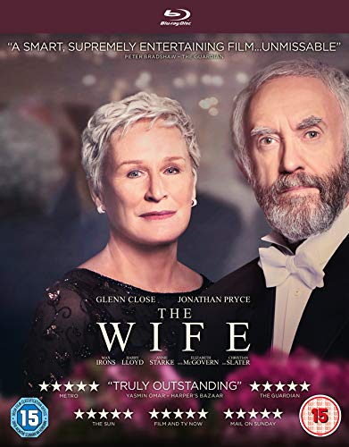 The Wife (2017) 1080p BluRay DTS x264-ROVERS